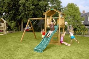 Stavíme dětské hřiště svépomocí