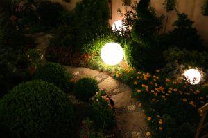 Zahradní osvětlení: estetika moderní zahrady
